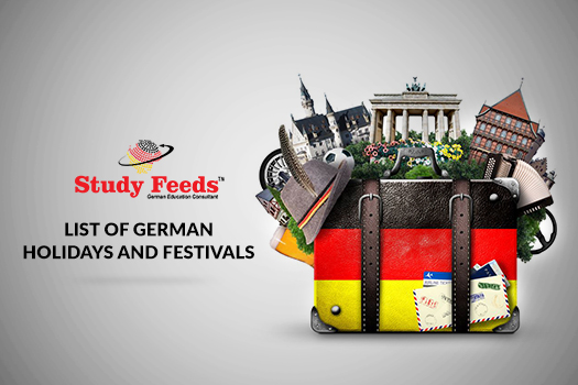 Celebrate German-Style Ultimate List of German Holidays and Festivals